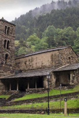 Iglesia Sant Joan de Caselles | Visitar andorra con perro