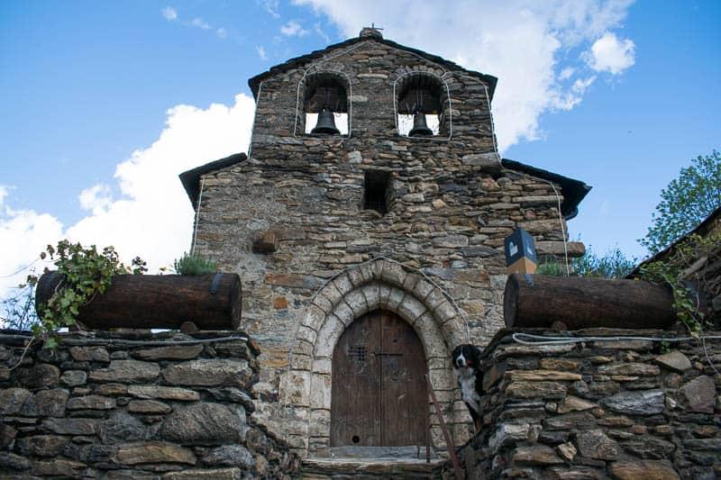 Iglesia de Sant Miquel de Prats