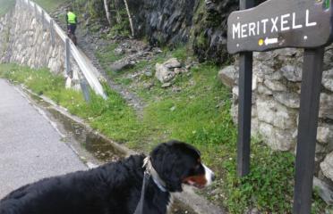 Excursión de Encamp a Meritxell