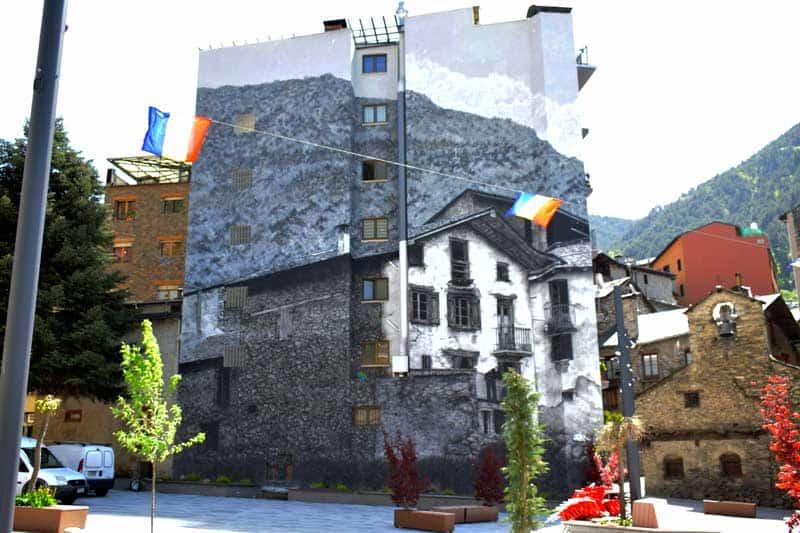 Mural de la Antigua Casa Viliella