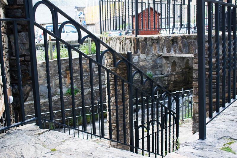 Bajada al Lavadero antiguo Canillo