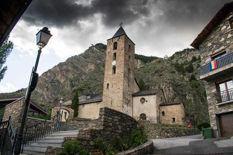 Iglesia de Sant Serni de Canillo