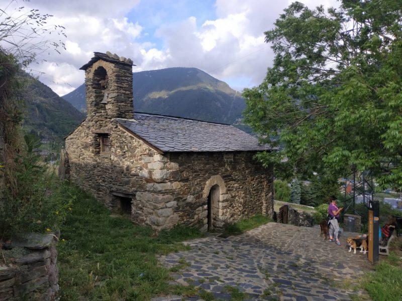 Iglesia de Sant Romà de vila