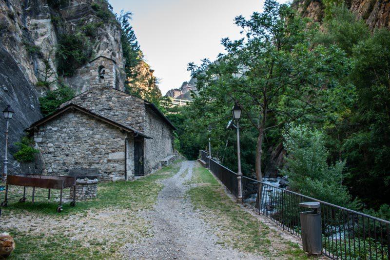 Iglesia San Antoni de la Massana