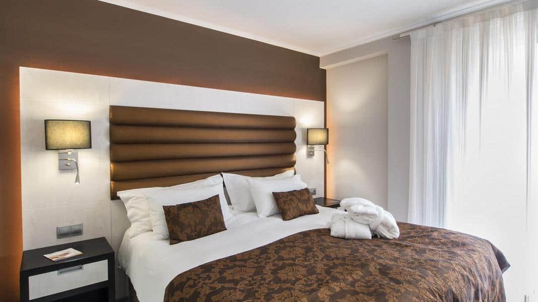 Habitacion lux del hotel