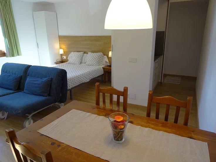 apartamento para 2 personas aparthotel sant andreu